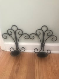 Nice Home Decor/ Candle Sconces King George, 22485