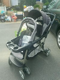Graco click connect travel system Annandale, 22003