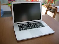 MacBook Pro (15 tommers,) null