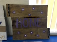 Home pallet tray or wall hanging Severn, 21144