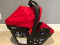 Britax B Safe 35 infant car seat and base Chevy Chase, 20815