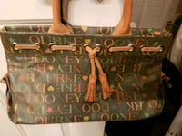 Gorgeous Dooney and Bourke bag  Whitby, L1N 8X2