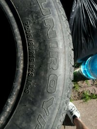 Size 15 tires Omaha, 68111
