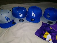 Dodgers snap back hats South Gate, 90280