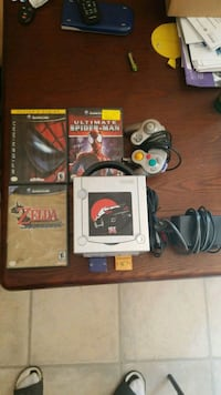 Game cube with 3 games Lincoln, 62656
