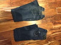 SILVER brand name jeans
