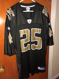 New Orleans Saints Reggie Bush #25 College Park, 20740
