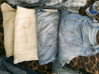 Size 4 lucky brand jeans and American eagle Costa Mesa, 92627