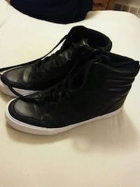 Like new high top shoes 8.5 mens West Valley City, 84120