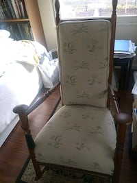 chair grand mother rocking chair