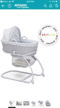 Delta baby bassinet Willingboro, 08046
