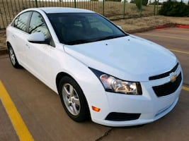 2012 Chevrolet Cruze 4-Door Sedan LT