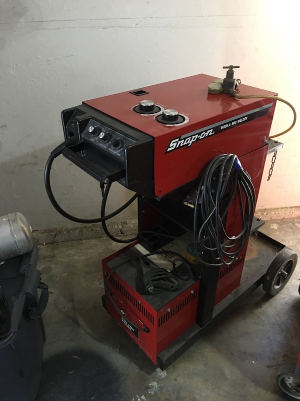 Mig Welder For Sale >> Snap On Mig Welder
