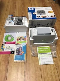 HP Photosmart A310 Compact Photo Printer - Unused/New Sherwood Park
