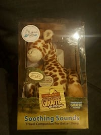 Gentle Giraffe On the Go by cloud-b Brampton, L7A 2W3