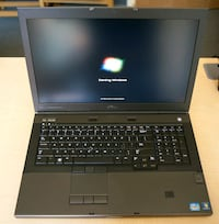 Dell precision working laptop Botkyrka, 147 40