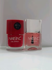 Nails inc Oje ve top coat Küçükçekmece, 34295
