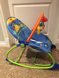 Fisher Price rocker chair  Chestermere