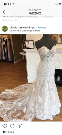 Brand New Wedding Dress Lorton, 22079