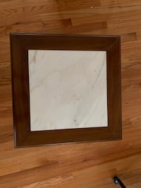 Two Antique marble top tables Silver Spring, 20906