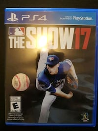 MLB The Show 17 (PS4) Port Coquitlam, V3B 7T7