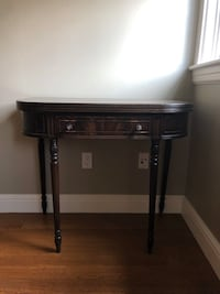 Vanity or Console Table (opens to extend)
