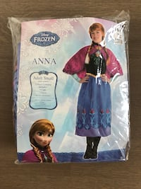 Halloween custom frozen Anna Boston, 02114
