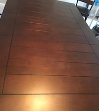 High dining table with 8 chairs Woodbridge, 22192