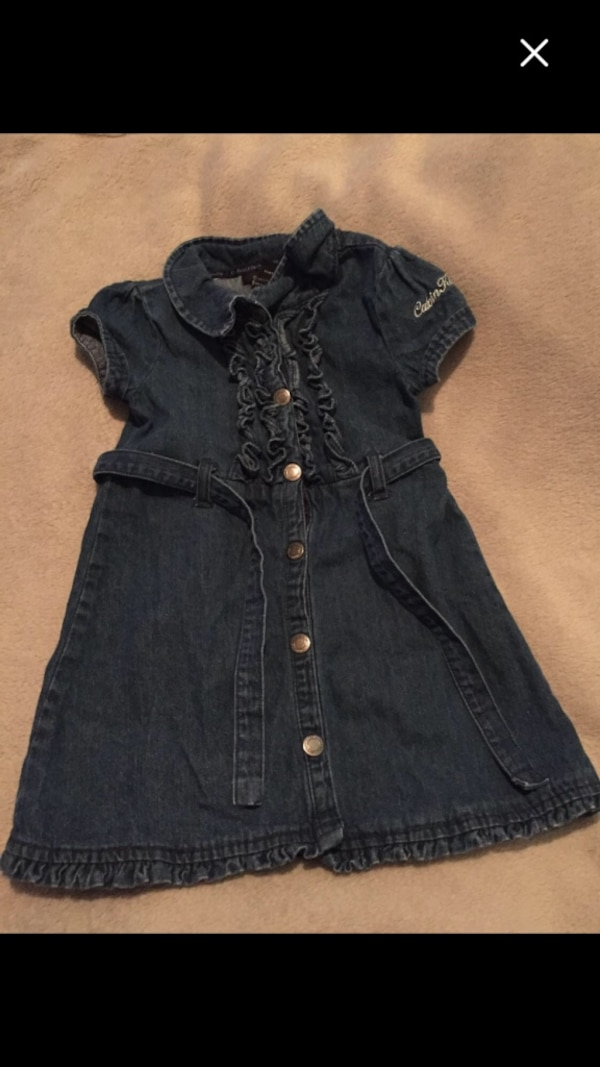 Baby girls dress Calvin Klein 24months