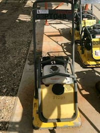Plate tamper and two power tools 500 each Edmonton, T5G 1P1