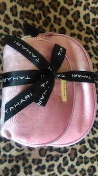 Two piece makeup bags  Toronto, M9N 2Z5