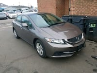 Honda - Civic sedan ($800 down)- 2013 Woodbridge, 22191