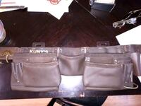 two black and brown leather crossbody bags Edmonton, T5H 3K3
