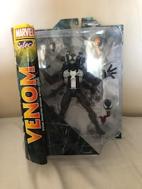 Marvel Select Venom Figure  New York, 10036