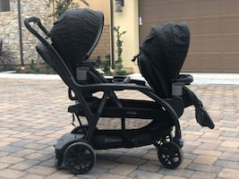 Double Stroller - Greco Modes