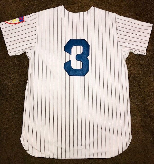 pretty nice e7a32 30887 1935 Babe Ruth New York Yankees #3 Mitchell&Ness Throwback Jersey Size:  52(2XL)