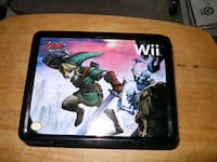 Legend of Zelda Twilight Princess Nintendo Wii Tin Lunch Box Metal Lun Vancouver, V5T 3E5