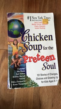 Chicken Soup for the Soul book East Amherst, 14051