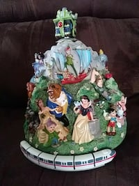 Really nice snow globe from epcot center Florien, 71429