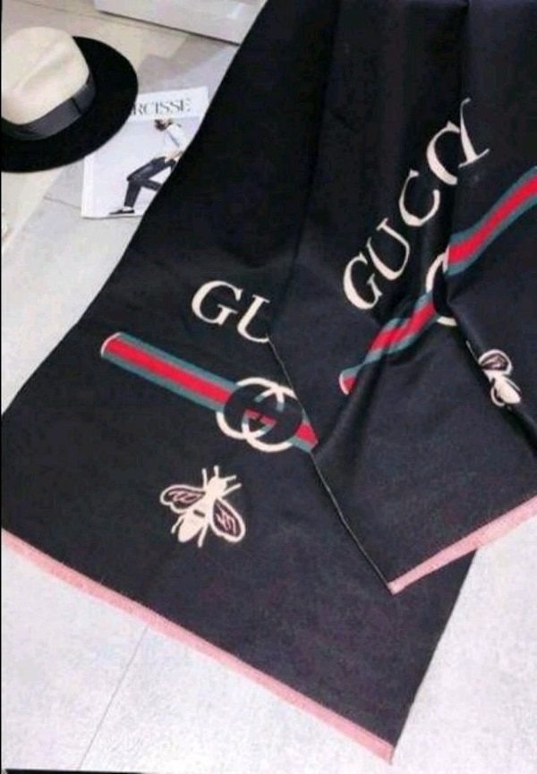 7503f7ec55a Used black and white Gucci polo shirt for sale in Lithonia - letgo