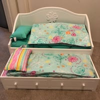 American Girl Doll Trundle Bed Reston, 20191