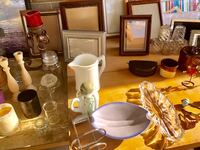 Pitcher, frames, candle holders, jars, and more! Glendale Heights, 60137