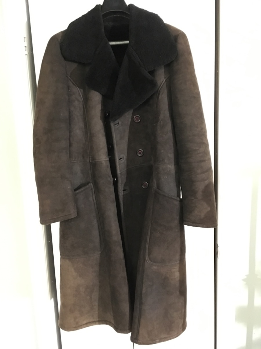 Black button up coat in Pickering - letgo