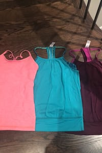 Ivivva Tanks 3 available size 8 Toronto, M5M 2P7