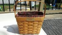 Longenberger 1998 Edition Dresden Touring Basket   South Bend, 46615
