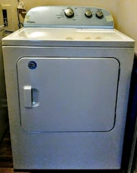 white front-load clothes washer Union City, 30291