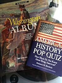 Books on American History Fairfax, 22030
