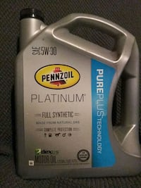 Pennzoil Platinum Fully Synthetic Motor Oil Baltimore, 21206
