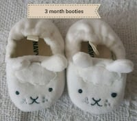 New infant booties Mississauga, L5L 2E9