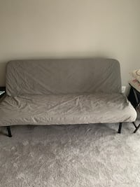 Ikea queen futon with mattress and cover only 8 months old excellent condition without cover Voorhees, 08043